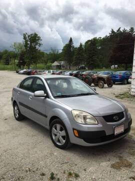 2008 Kia Rio for sale at Lavictoire Auto Sales in West Rutland VT