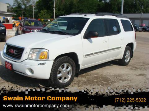 2005 GMC Envoy XL for sale at Swain Motor Company in Cherokee IA