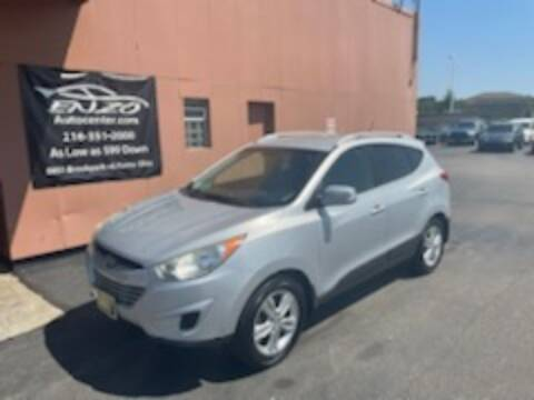 2012 Hyundai Tucson for sale at ENZO AUTO in Parma OH