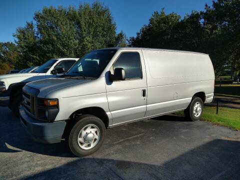2011 Ford E-Series Cargo for sale at CARS PLUS in Fayetteville TN