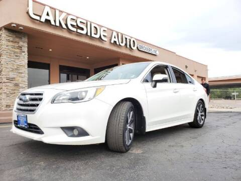 2015 Subaru Legacy for sale at Lakeside Auto Brokers Inc. in Colorado Springs CO