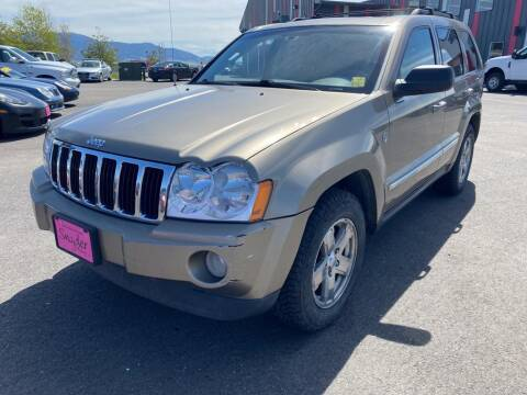 2006 Jeep Grand Cherokee for sale at Snyder Motors Inc in Bozeman MT