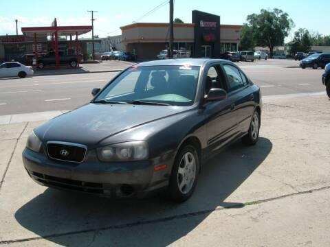 2001 Hyundai Elantra for sale at Springs Auto Sales in Colorado Springs CO