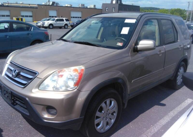 2005 Honda CR-V for sale at L & S AUTO BROKERS in Fredericksburg VA