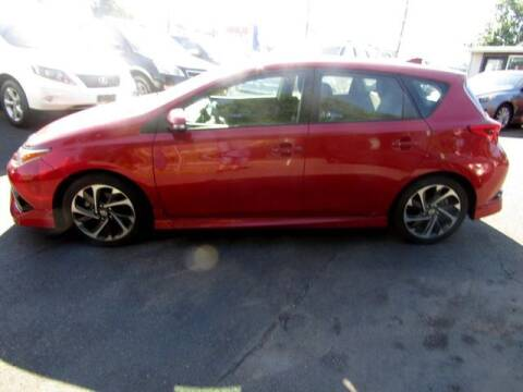 2016 Scion iM for sale at American Auto Group Now in Maple Shade NJ