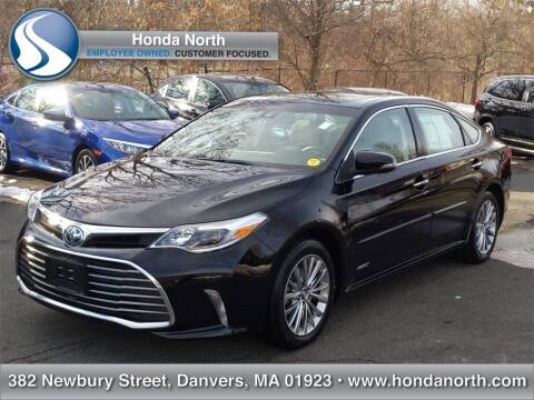 2018 Toyota Avalon Hybrid for sale at 1 North Preowned in Danvers MA
