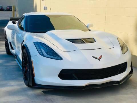 2016 Chevrolet Corvette for sale at Auto Zoom 916 Rancho Cordova in Rancho Cordova CA