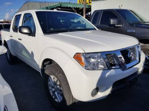 2016 Nissan Frontier for sale at Ournextcar/Ramirez Auto Sales in Downey CA