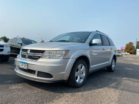 2011 Dodge Journey for sale at Auto Tech Car Sales and Leasing in Saint Paul MN