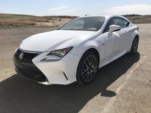 2017 Lexus RC 300 for sale at CK Auto Inc. in Bismarck ND