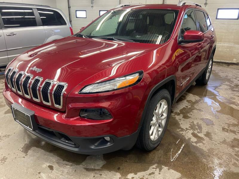 2016 Jeep Cherokee for sale at Hill Motors in Ortonville MN
