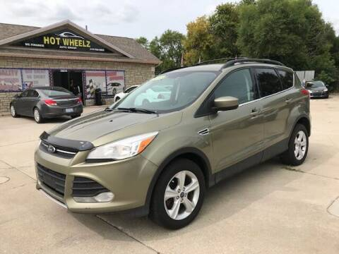 2013 Ford Escape for sale at HotWheelz Auto Group in Detroit MI