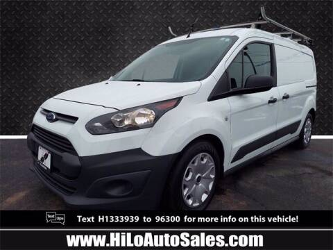 2017 Ford Transit Connect Cargo for sale at Hi-Lo Auto Sales in Frederick MD