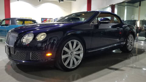 2013 Bentley Continental for sale at Prestige USA Auto Group in Miami FL