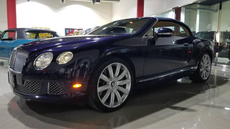 2013 Bentley Continental for sale at Prestige USA Auto Group in Miami FL