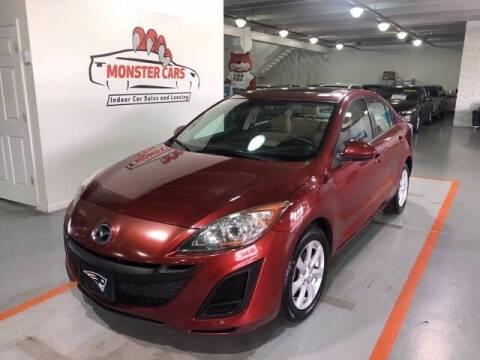 2010 Mazda MAZDA3 for sale at Monster Cars in Pompano Beach FL
