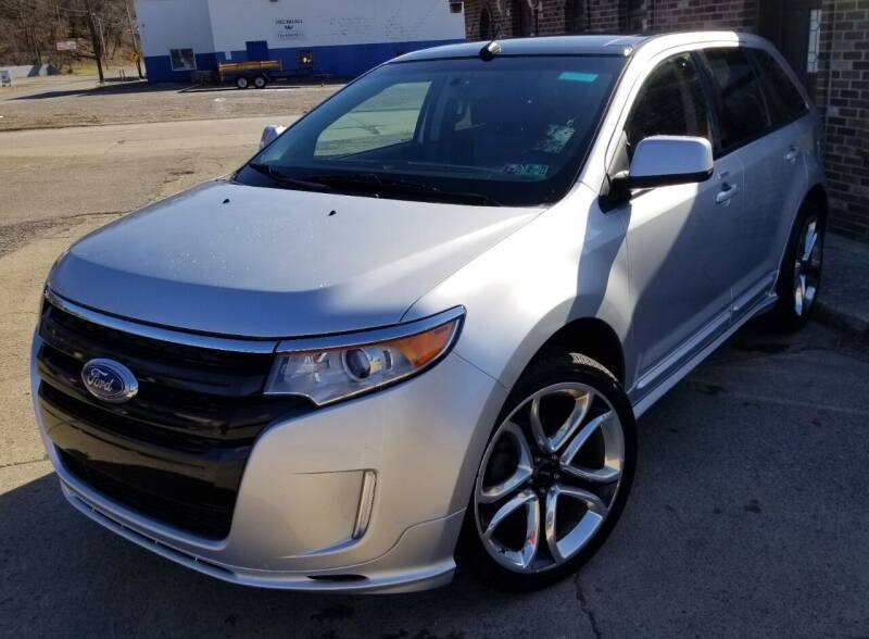 2011 Ford Edge for sale at SUPERIOR MOTORSPORT INC. in New Castle PA