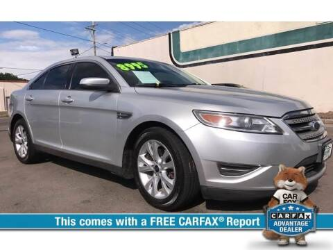2012 Ford Taurus for sale at Salem Auto Market in Salem OR