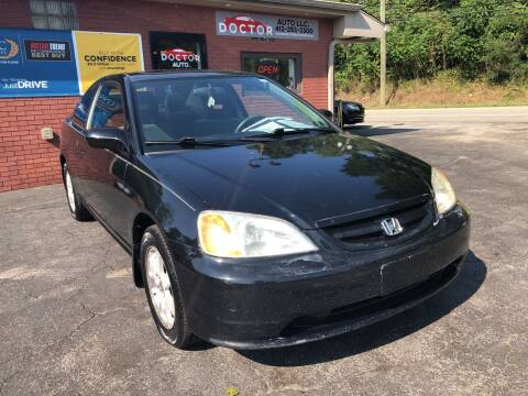 2003 Honda Civic for sale at Doctor Auto in Cecil PA