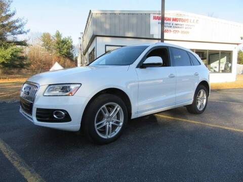 2017 Audi Q5 for sale at Kar Kraft in Gilford NH