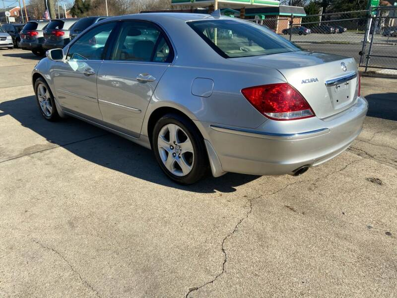 2006 Acura RL for sale at Whites Auto Sales in Portsmouth VA