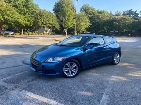 2011 Honda CR-Z for sale at Uniworld Auto Sales LLC. in Greensboro NC
