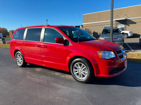 2015 Dodge Grand Caravan for sale at McCully's Automotive - Trucks & SUV's in Benton KY