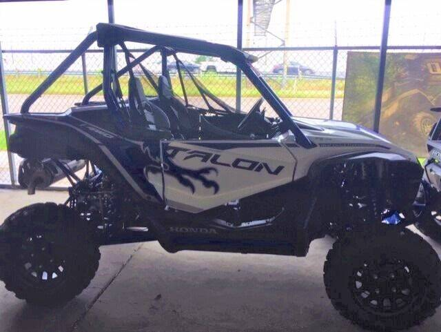 2021 Honda TALON 1000-2 DELUXE for sale at Irv Thomas Honda Suzuki Polaris in Corpus Christi TX