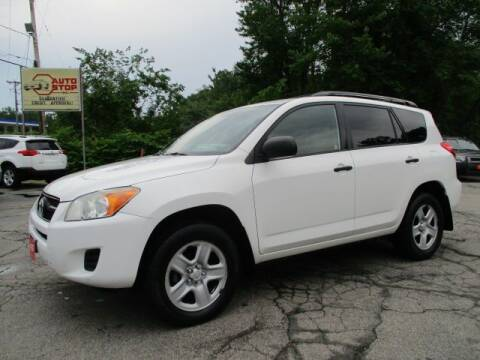 2011 Toyota RAV4 for sale at AUTO STOP INC. in Pelham NH