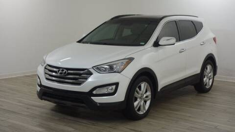 2014 Hyundai Santa Fe Sport for sale at TRAVERS GMT AUTO SALES - Traver GMT Auto Sales West in O Fallon MO
