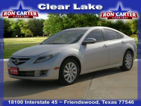 2012 Mazda MAZDA6 for sale at Ron Carter  Clear Lake Used Cars in Houston TX