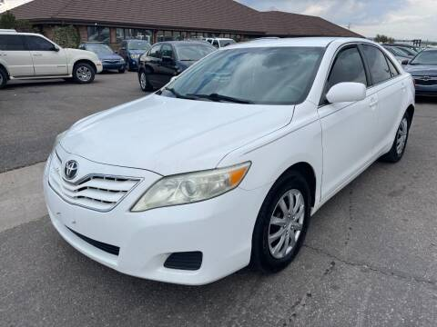2011 Toyota Camry for sale at STATEWIDE AUTOMOTIVE LLC in Englewood CO