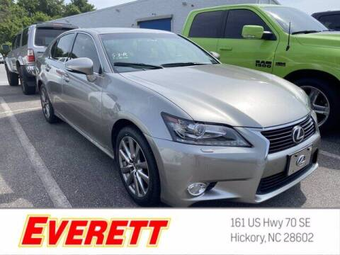 2015 Lexus GS 350 for sale at Everett Chevrolet Buick GMC in Hickory NC