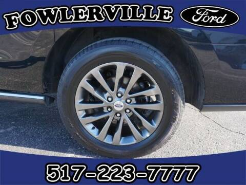 2019 Ford Expedition MAX for sale at FOWLERVILLE FORD in Fowlerville MI