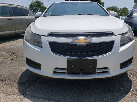 2012 Chevrolet Cruze for sale at RMB Auto Sales Corp in Copiague NY
