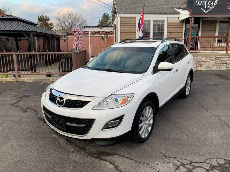 2010 Mazda CX-9 for sale at Lux Car Sales in South Easton MA