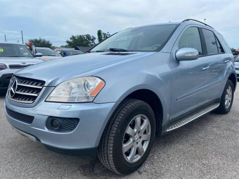 2006 Mercedes-Benz M-Class for sale at Millenia Auto Sales in Orlando FL