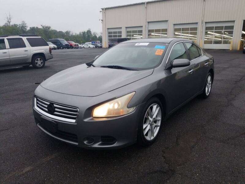 2014 Nissan Maxima for sale at MOUNT EDEN MOTORS INC in Bronx NY