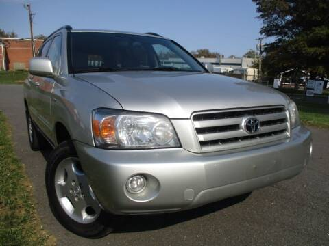 2005 Toyota Highlander for sale at A+ Motors LLC in Leesburg VA