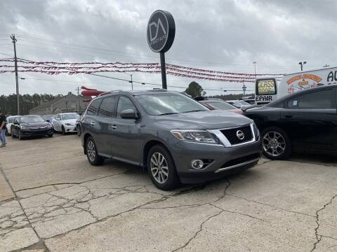 2015 Nissan Pathfinder for sale at Direct Auto in D'Iberville MS