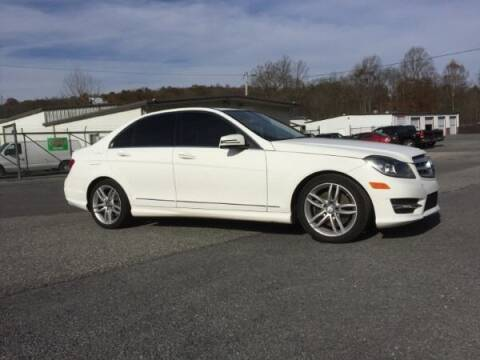 2013 Mercedes-Benz C-Class for sale at BARD'S AUTO SALES in Needmore PA