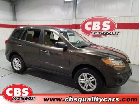 2011 Hyundai Santa Fe for sale at CBS Quality Cars in Durham NC