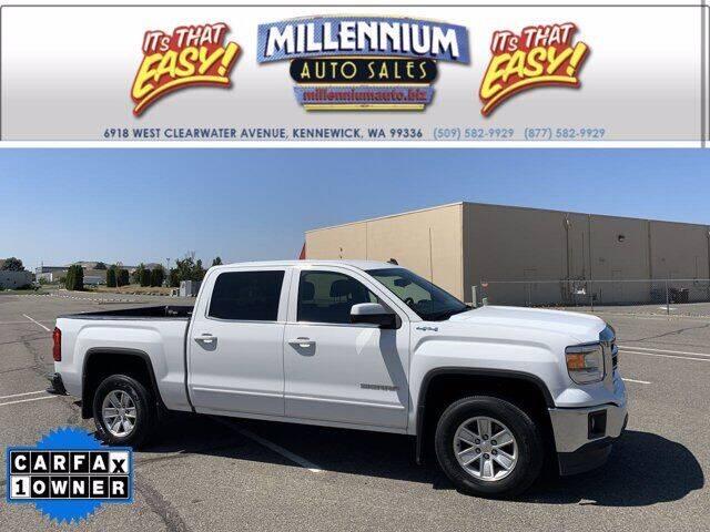 2014 GMC Sierra 1500 for sale at Millennium Auto Sales in Kennewick WA