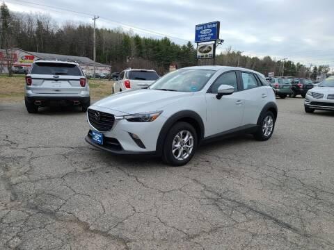 2020 Mazda CX-3 for sale at Ripley & Fletcher Pre-Owned Sales & Service in Farmington ME
