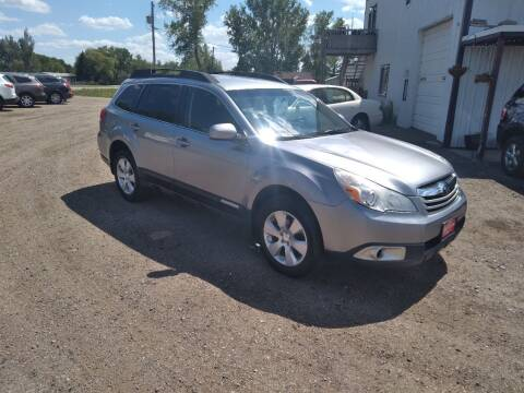 2011 Subaru Outback for sale at Ron Lowman Motors Minot in Minot ND