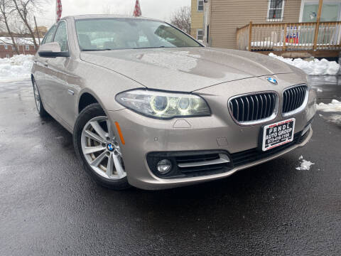 2015 BMW 5 Series for sale at PRNDL Auto Group in Irvington NJ