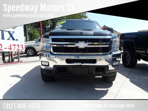 2014 Chevrolet Silverado 2500HD for sale at Speedway Motors TX in Fort Worth TX