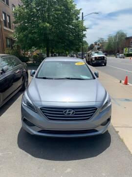 2016 Hyundai Sonata for sale at Hartford Auto Center in Hartford CT