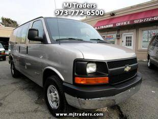 2003 Chevrolet Express Cargo for sale at M J Traders Ltd. in Garfield NJ
