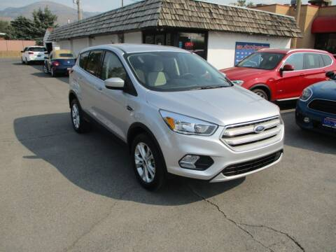 2019 Ford Escape for sale at Autobahn Motors Corp in Bountiful UT
